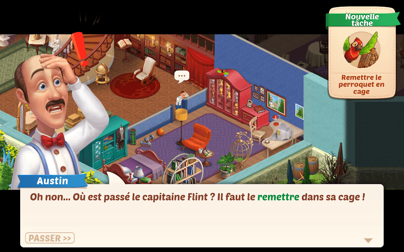 Jouez à  Homescapes sur PC 23