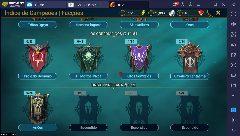Conheça os melhores Campeões de RAID: Shadow Legends