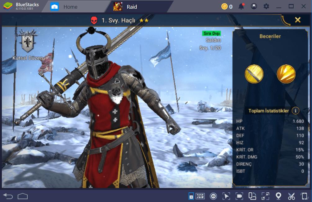RAID: Shadow Legends İnceleme Rehberi – Geleneksel Gacha Oyunlarına Modern Bir Yaklaşım