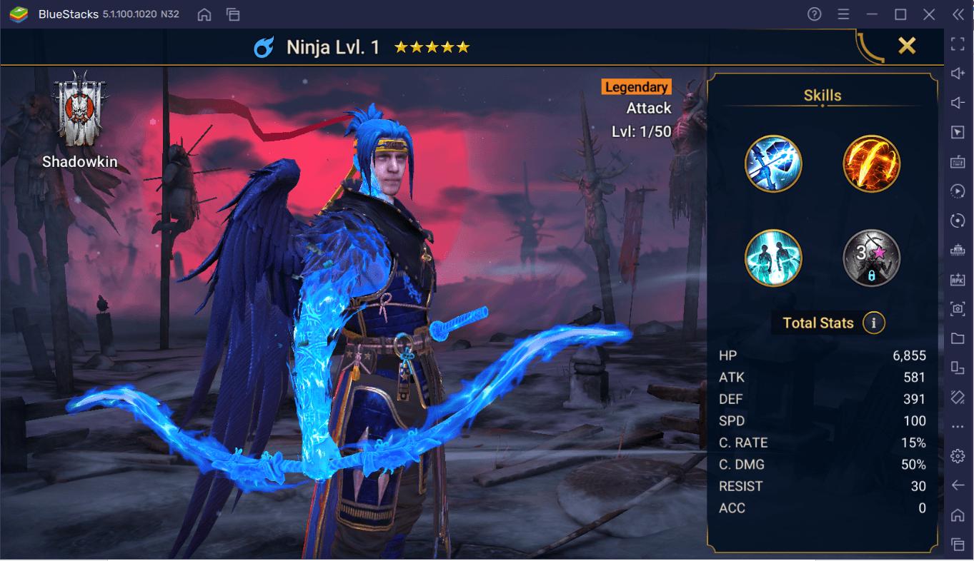 """RAID: Shadow Legends arbeitet mit Tyler """"Ninja"""" Blevins mit seinem In-Game-Charakter zusammen"""