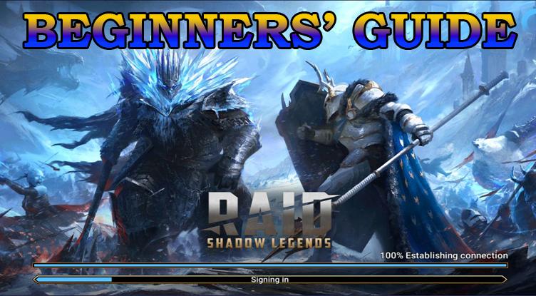 《突襲:暗影傳說 (RAID:Shadow Legends)》:新手必知的遊玩技巧