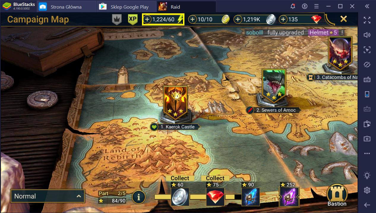 RAID: Shadow Legends na PC – jak poprawnie wyposażyć swoich bohaterów