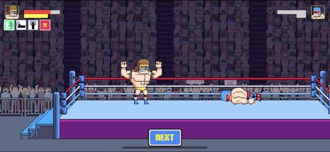 Rowdy City Wrestling выйдет на Android 17 сентября