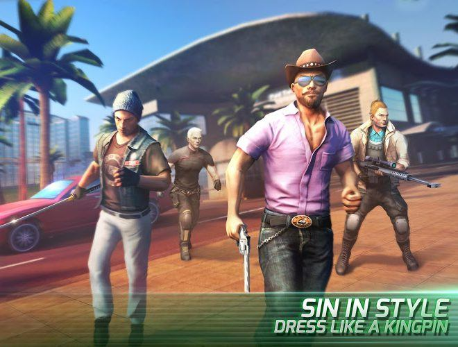 Play Gangstar Vegas on PC 6