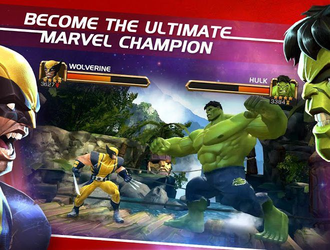 Play Marvel Contest of Champions on PC 3