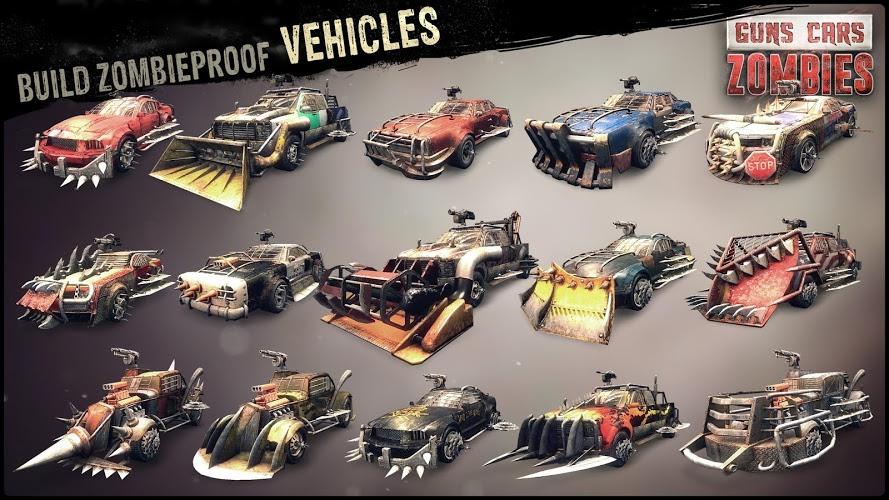 Играй Guns, Cars, Zombies На ПК 22