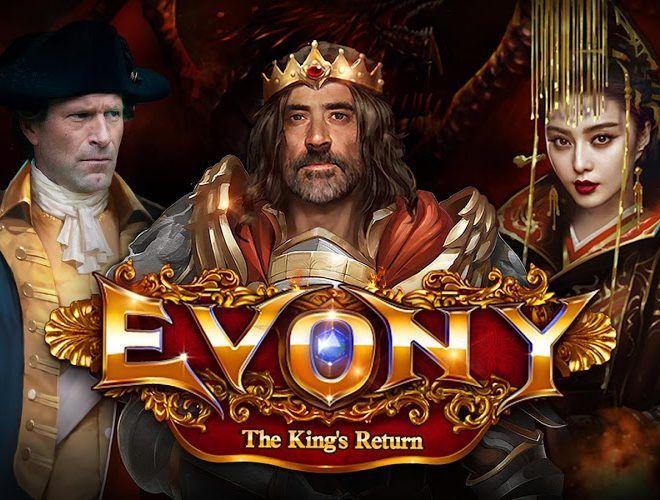 Играй Evony: The King's Return  На ПК 3