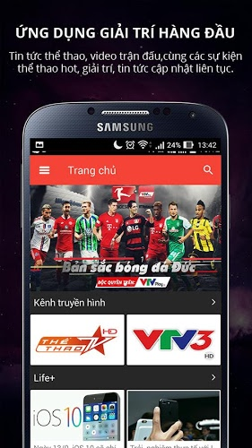 Chơi VTV Play – Xem tivi Online – VTVLive on PC 9