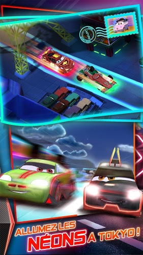 Joue Cars: Fast as Lightning on pc 3