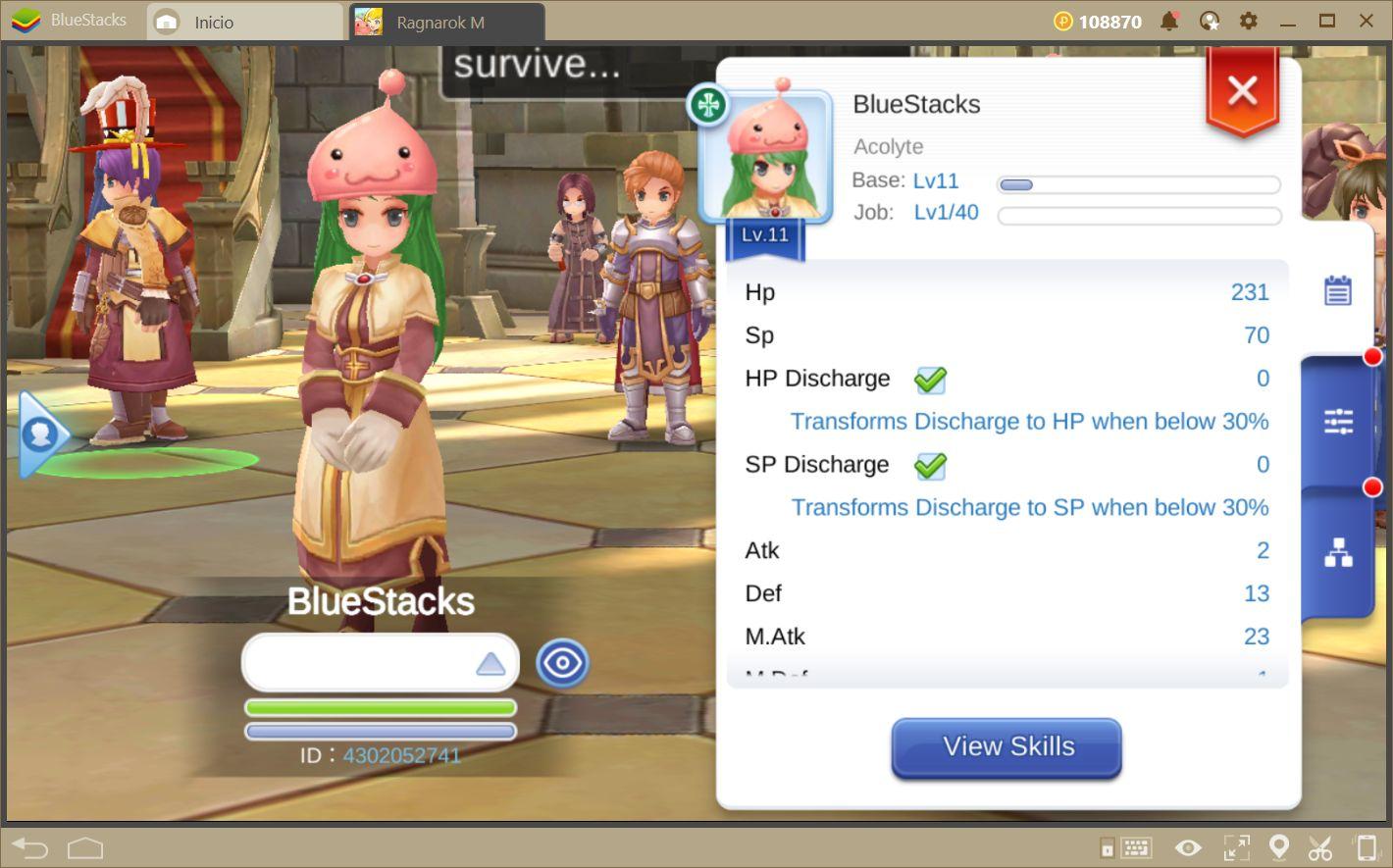 Revive la Experiencia en Línea Clásica con Ragnarok M: Eternal Love y BlueStacks
