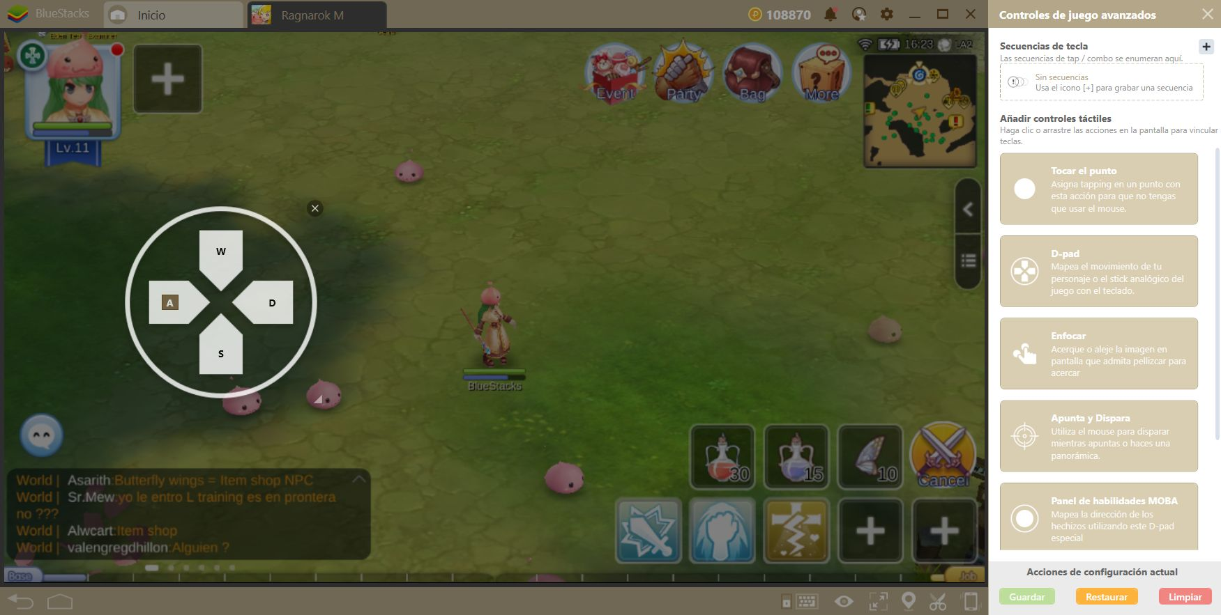 Relive the Classic Online Experience With Ragnarok M: Eternal Love and BlueStacks