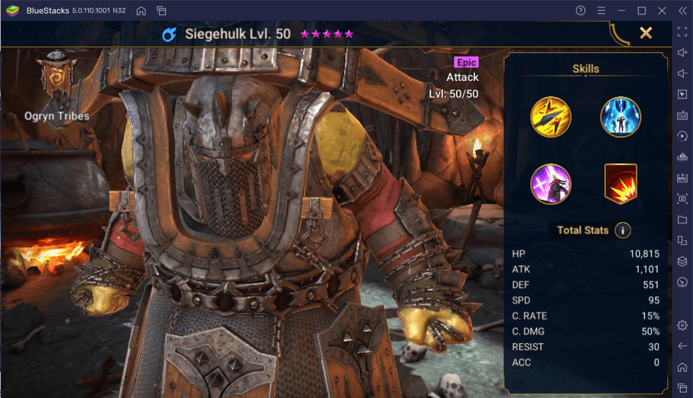 RAID: Shadow Legends – Hurndig Legendary Champion Fusion Guide