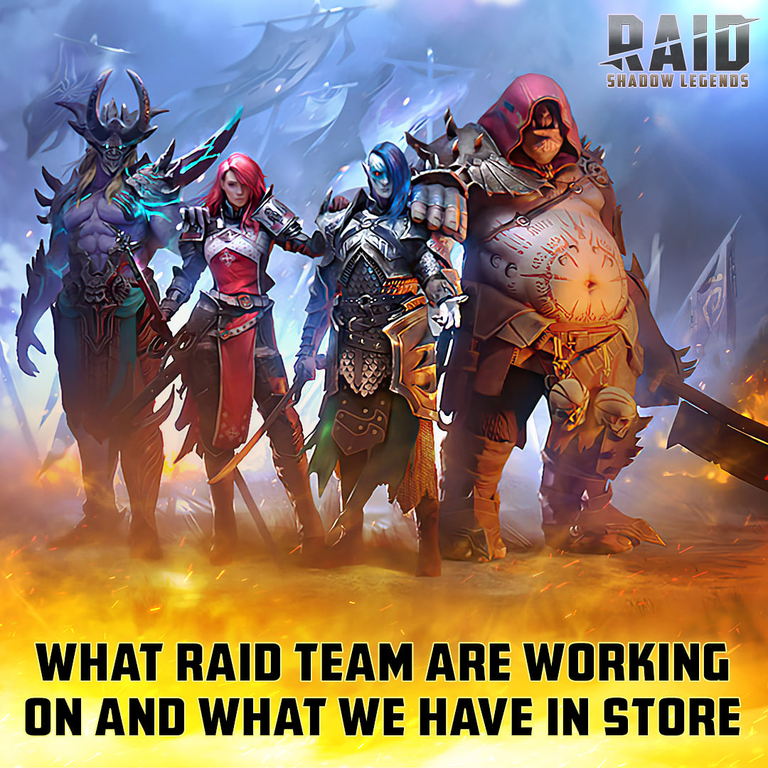 RAID Shadow Legends focuses on Doom Tower improvements in 3.21 update; teases Fitting Room