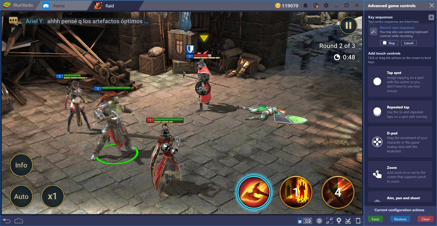 A Guide to Rerolling in RAID: Shadow Legends Using BlueStacks