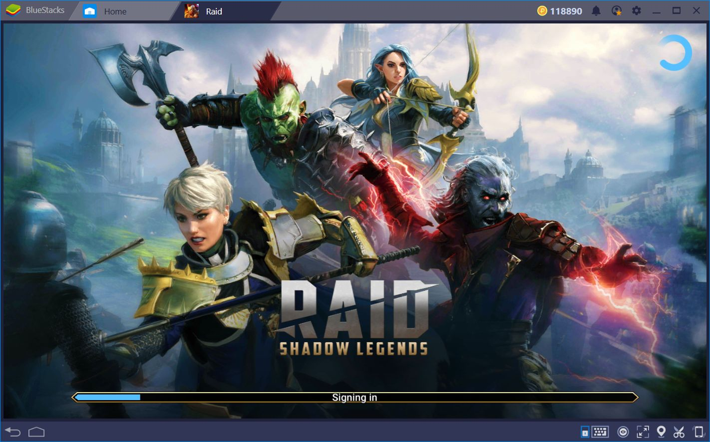 RAID: Shadow Legends on PC —A Grittier and Realistic Twist to Traditional Gacha Games