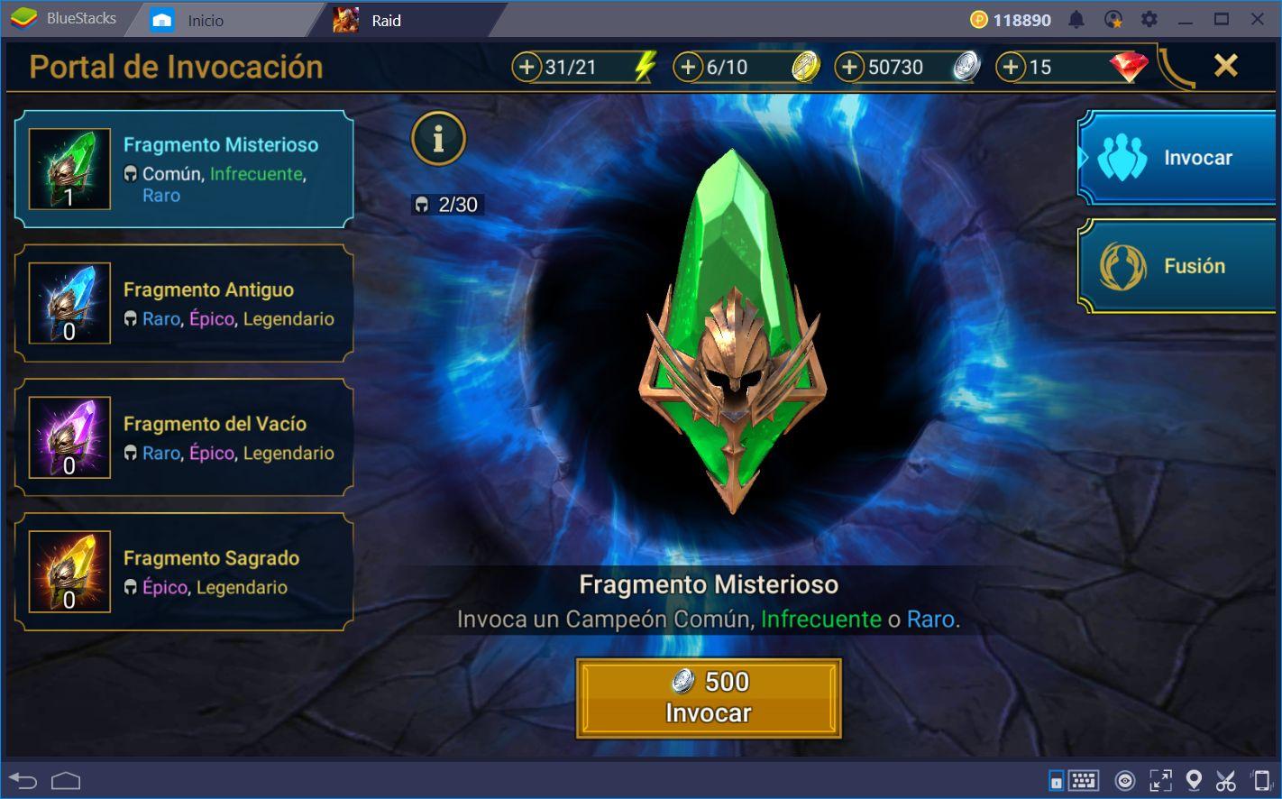 RAID: Shadow Legends—Un Giro Oscuro y Realista a los Juegos Gacha