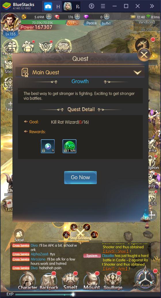 Come potenziare i tuoi eroi in Raider: Origin