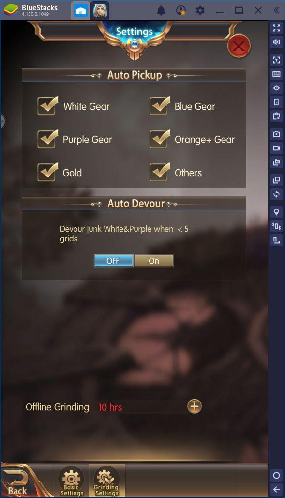 Raider: Origin—MMORPG Gratuito Enfocado en Automatización