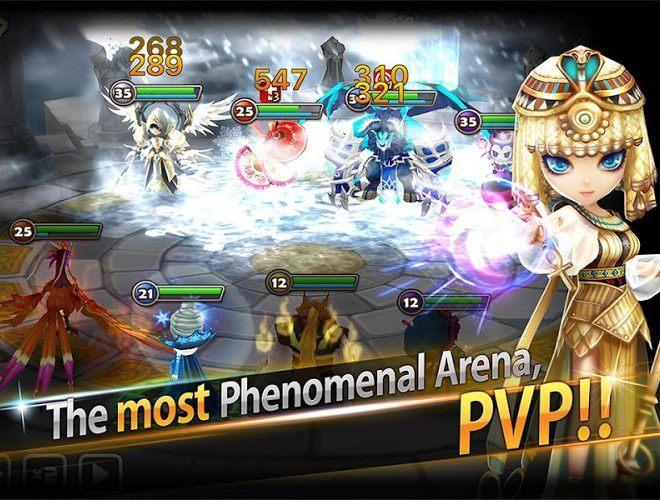 Play Summoners War Sky Arena on PC 8