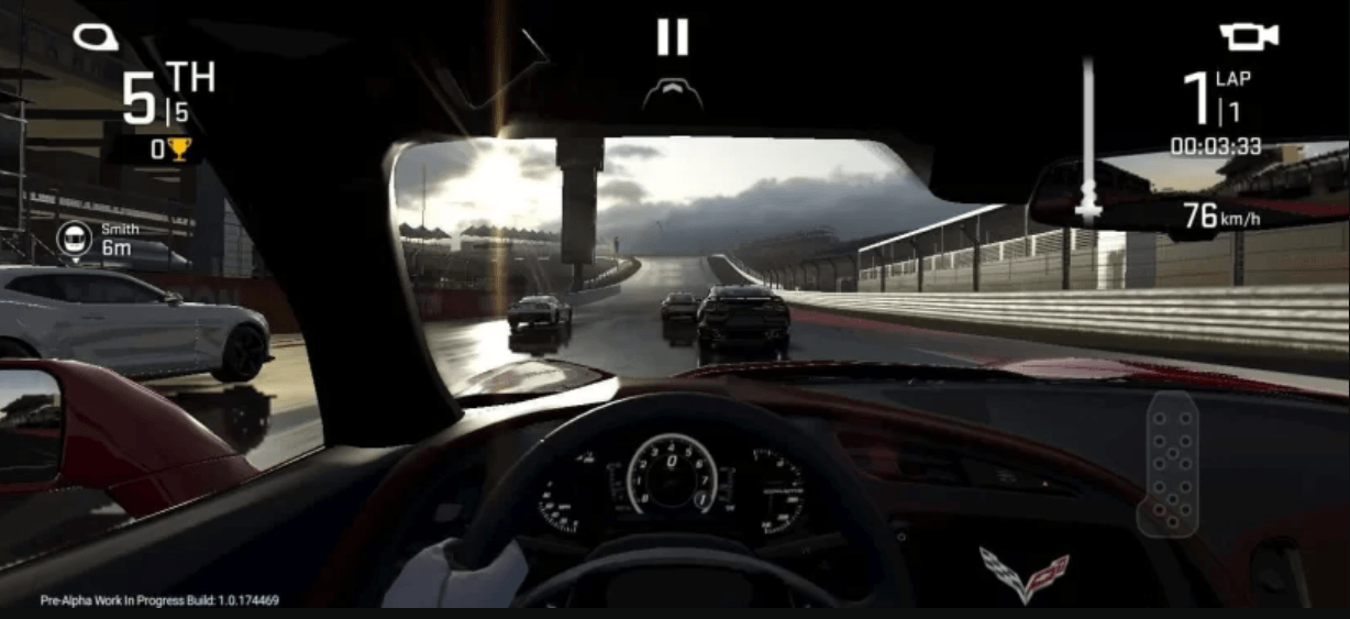 REAL RACING NEXT: EA Announces the Game with Early Access Beta