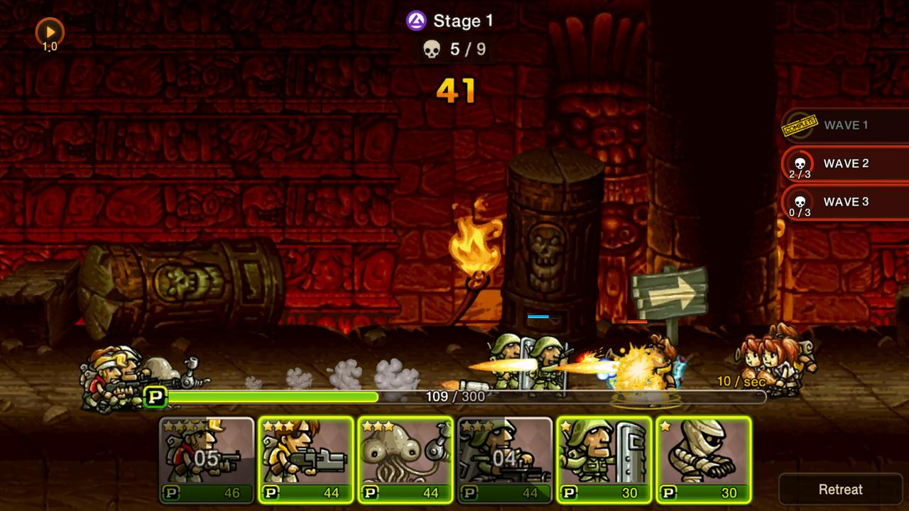 Top 10 Retro-Art Games for Android