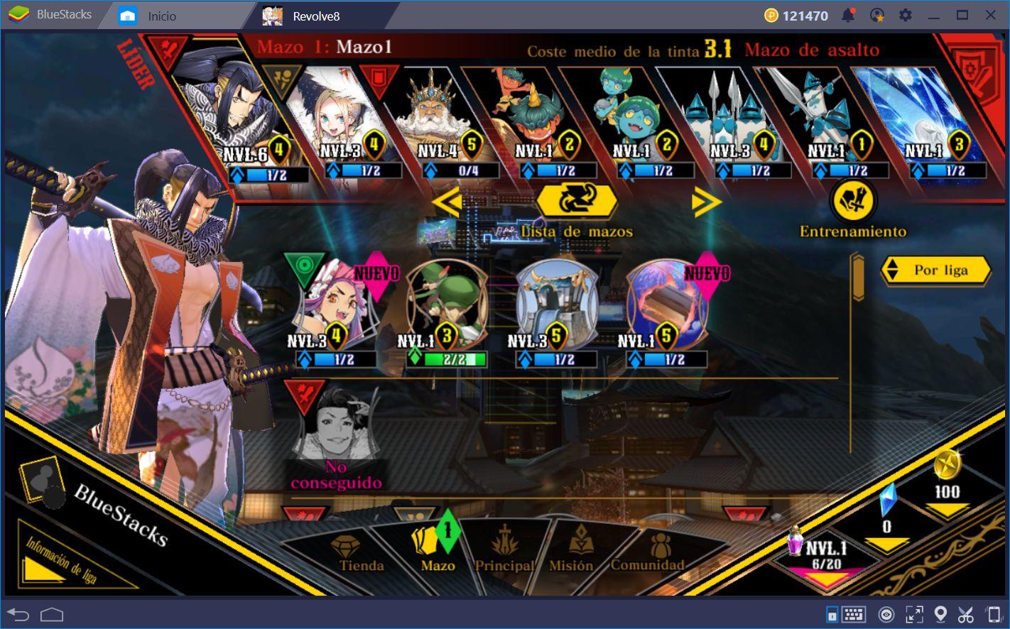 Revolve8—Combinando lo Mejor del Tower Defense con los RPG