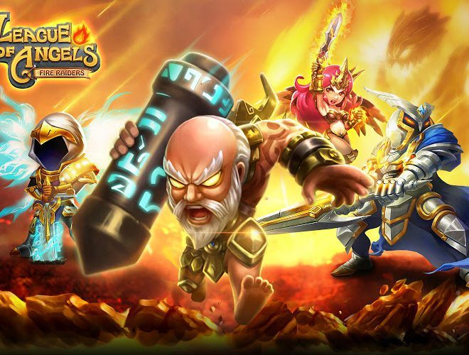 Play League of Angels on PC 15