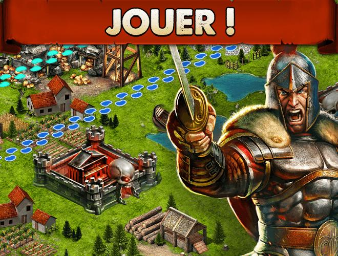 Jouez à  Game of War sur PC 18