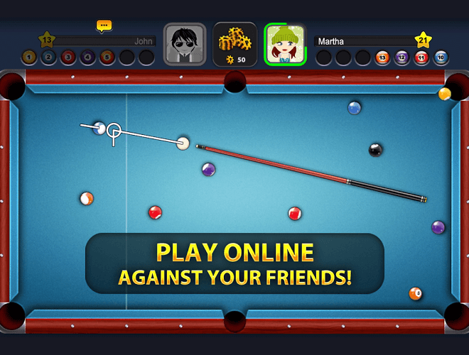 เล่น 8 Ball Pool on PC 7
