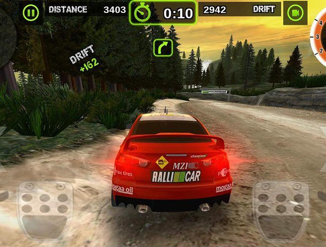 Играй Rally Racer Dirt on PC 8