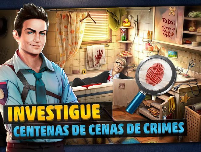 Jogue Criminal Case para PC 8