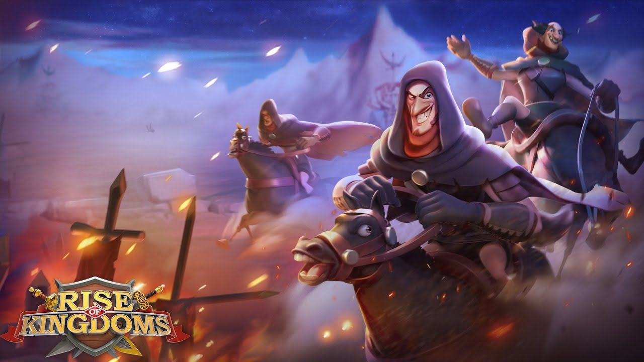 Rise of Kingdoms Anniversary Event: All about the Treasure Outlaw Event