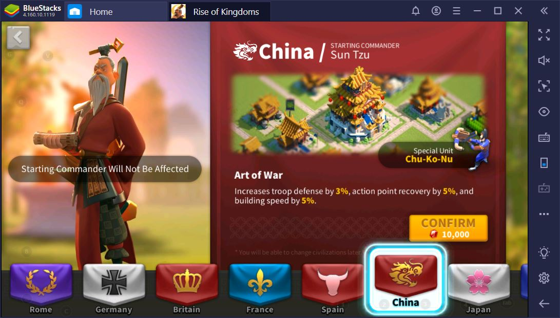 Rise of Kingdoms on PC – Comprehensive Guide to All Civilizations