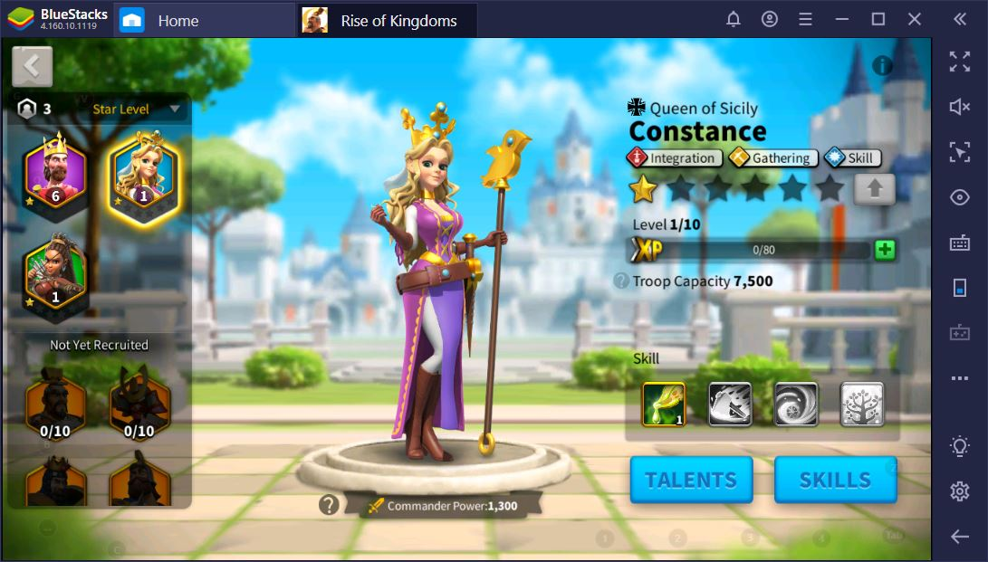 Rise of Kingdoms on PC – Comprehensive Guide to Commanders