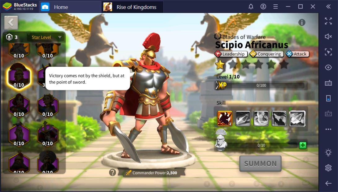 Rise of Kingdoms على جهاز الكمبيوتر – دليل شامل للقادة