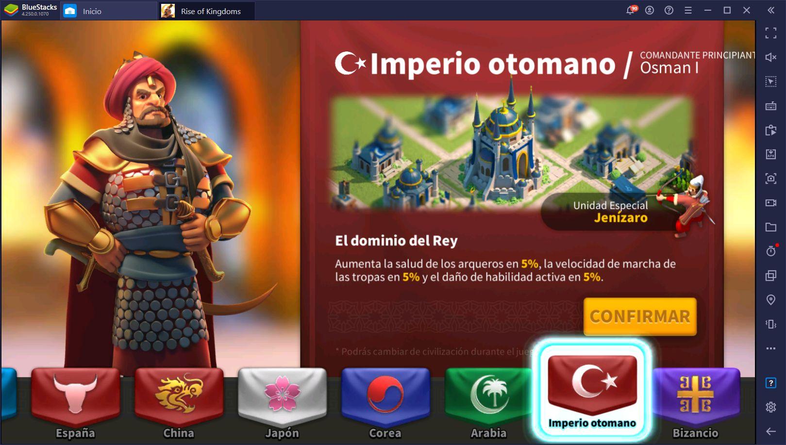 Guía de las Mejores Civilizaciones en Rise of Kingdoms (Actualizada para 2021)