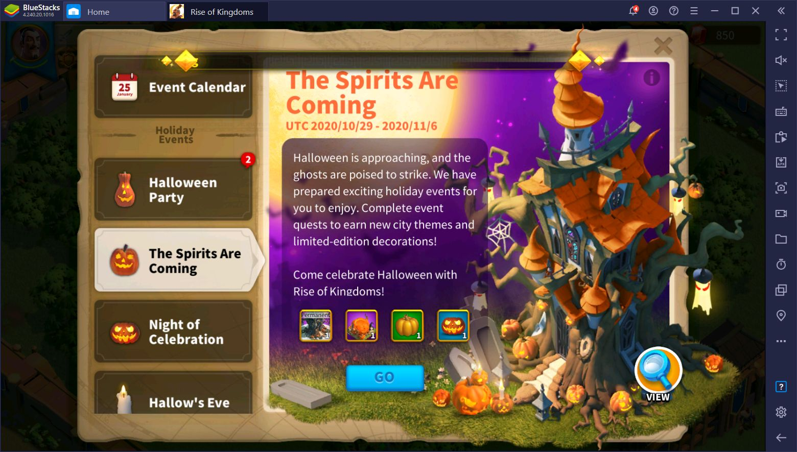 Rise of Kingdoms Halloween – Score Some Extra Goodies With This Promo Code