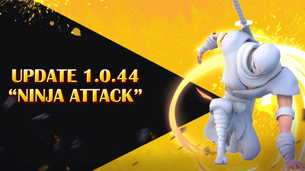 Rise of Kingdoms x Ninja Gaiden 3 – A Sneak Preview of the Version 1.0.44 Collaboration Event