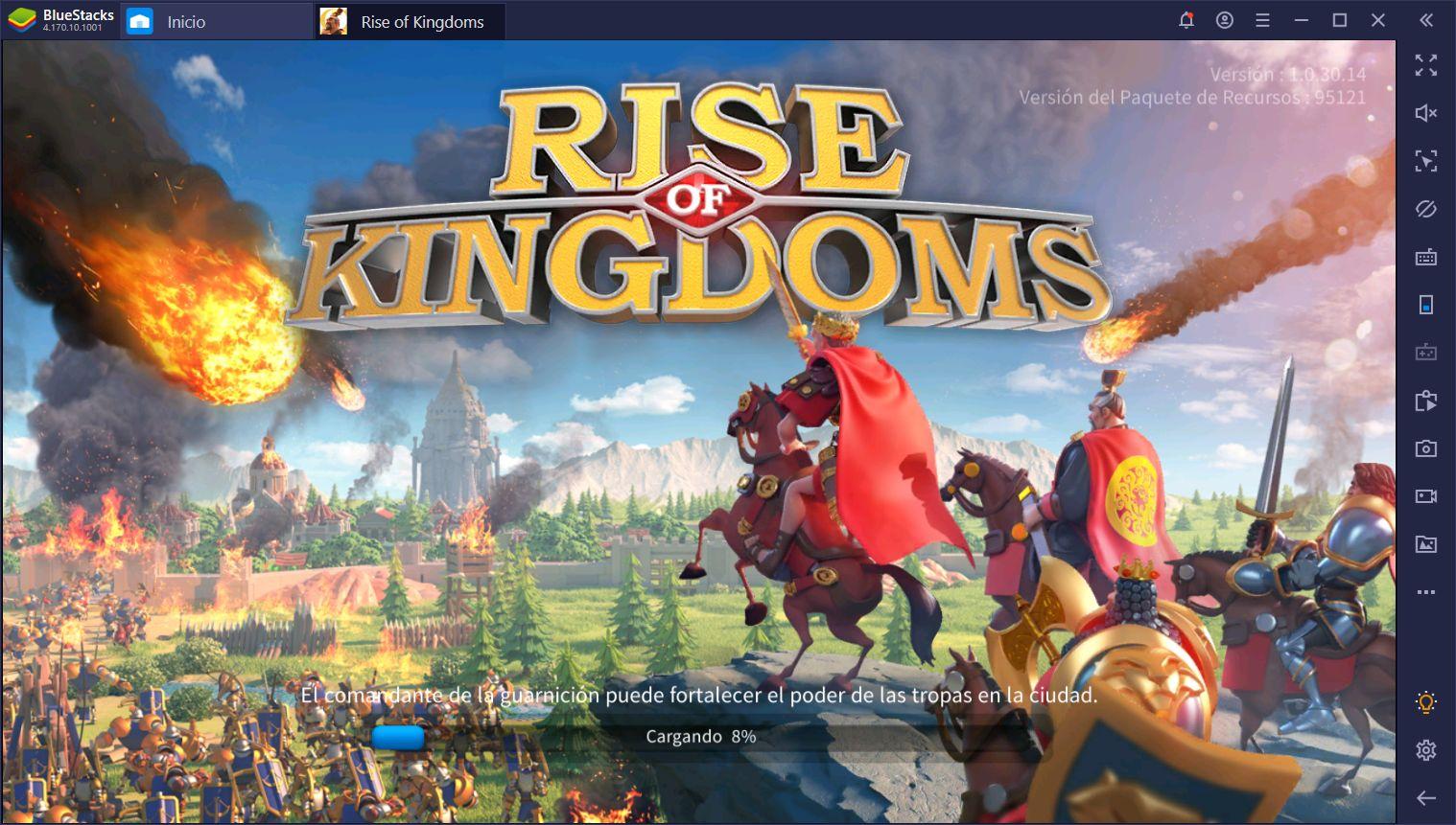 Actualización Dulce San Valentín de Rise of Kingdoms – Todo lo que Debes Saber Acerca del Nuevo Parche