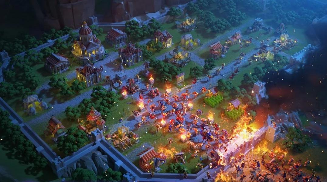 Используйте макросы BlueStacks для автоматизации действий в Rise of Kingdoms на ПК!