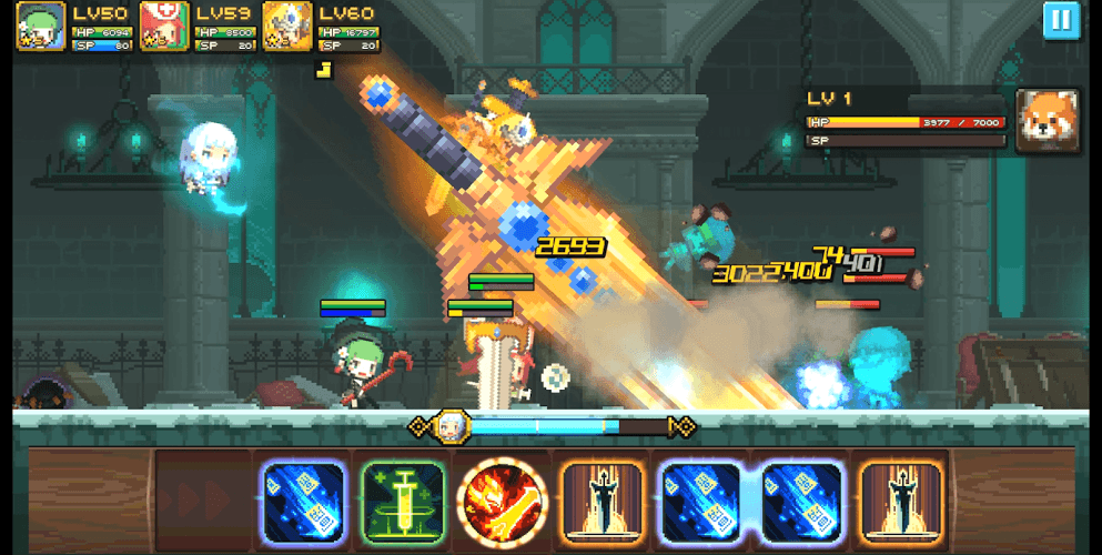 Download Crusaders Quest on PC with BlueStacks