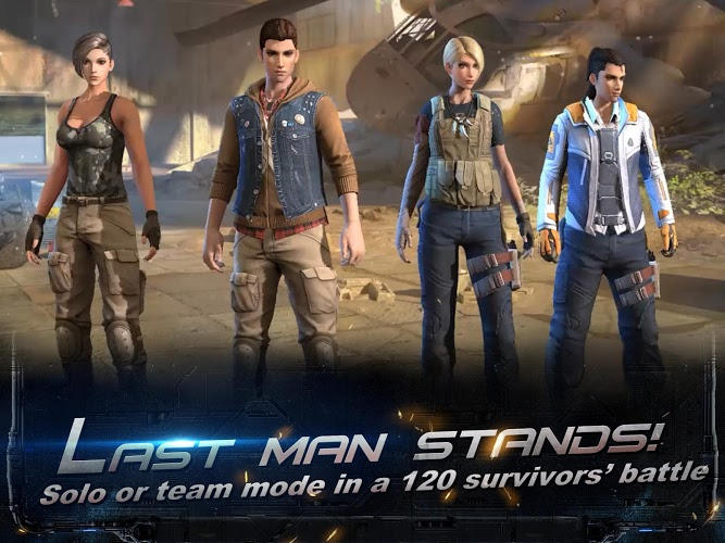Jogue Rules of Survival para PC 10