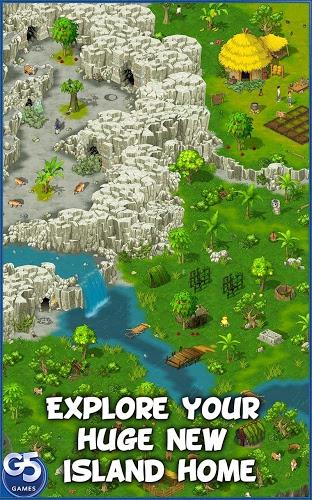 Play Island Castaway: Lost World on PC 5