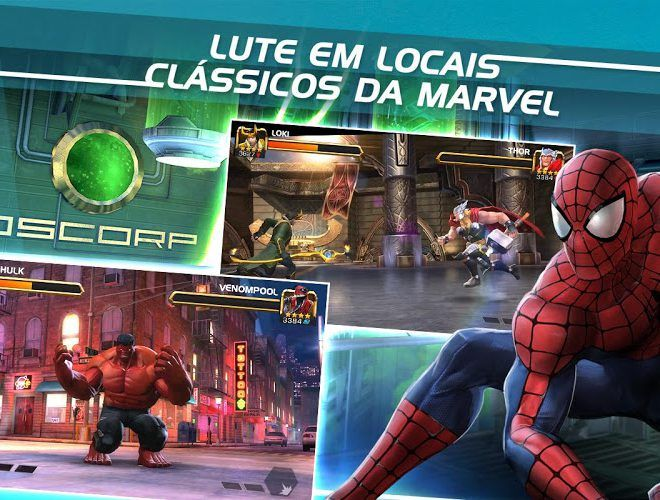 Jogue Marvel Contest of Champions para PC 5