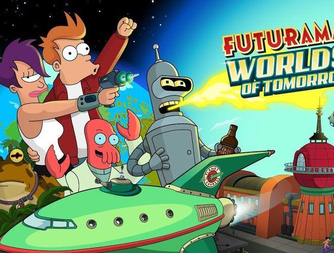 Play Futurama: Worlds of Tomorrow on PC 2