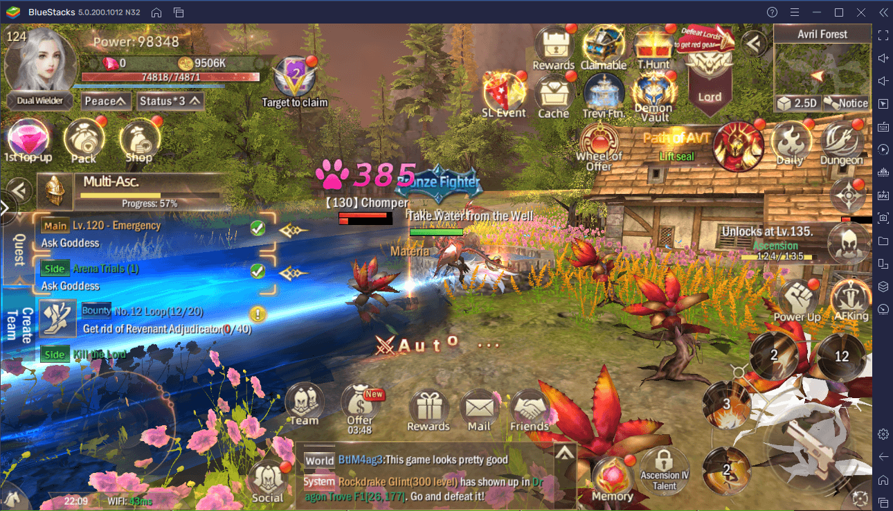 The BlueStacks Beginner's Guide to Rage of Dragons