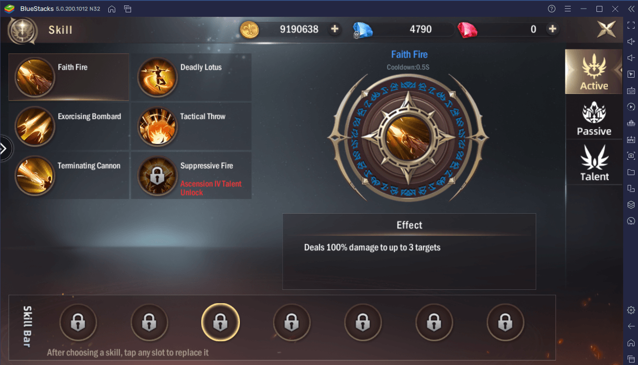 How to Install and Play Rage of Dragons on Your PC with BlueStacks