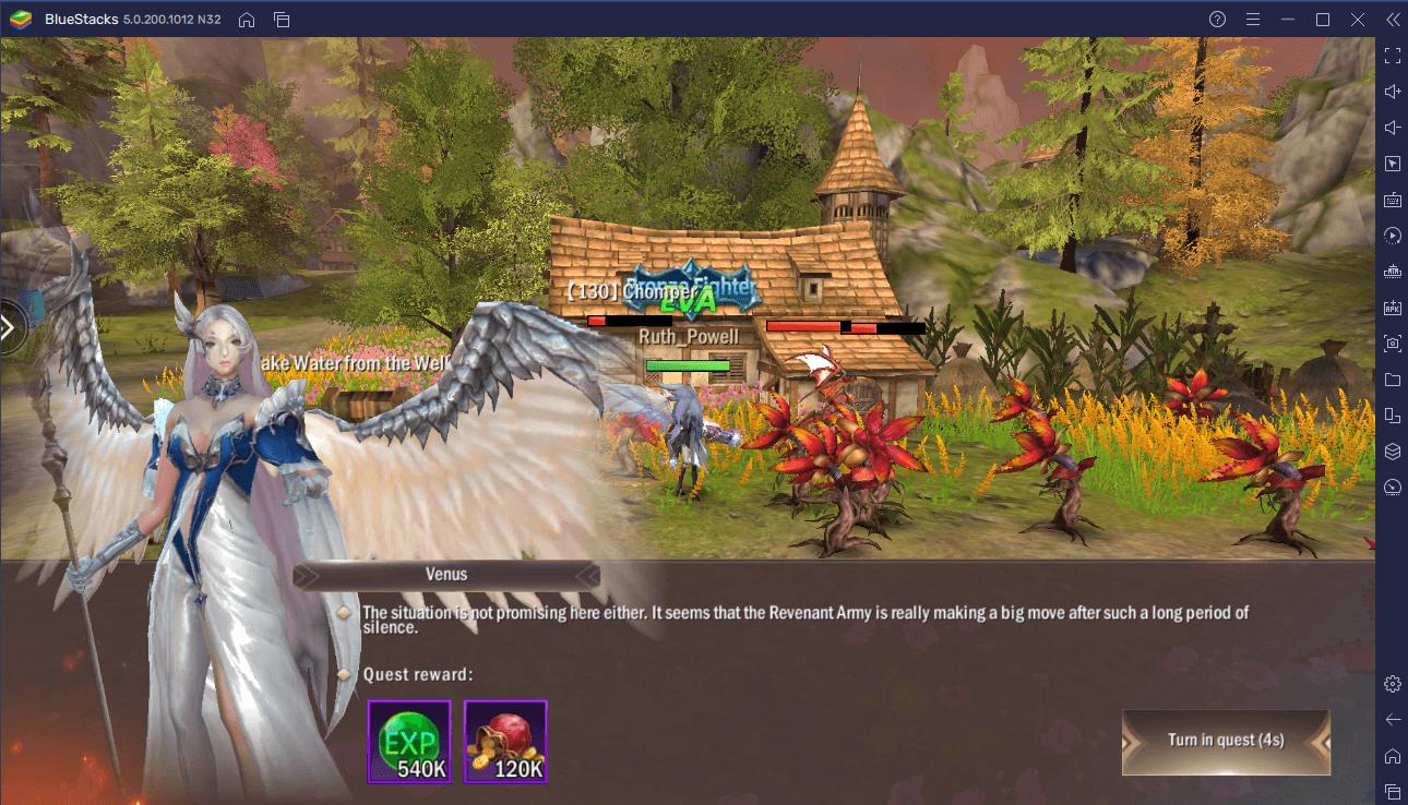 Der BlueStacks Anfänger-Leitfaden zu Rage of Dragons