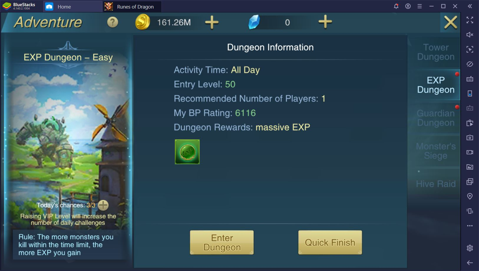 Runes of Dragon on PC: Tips and Tricks for Beginners