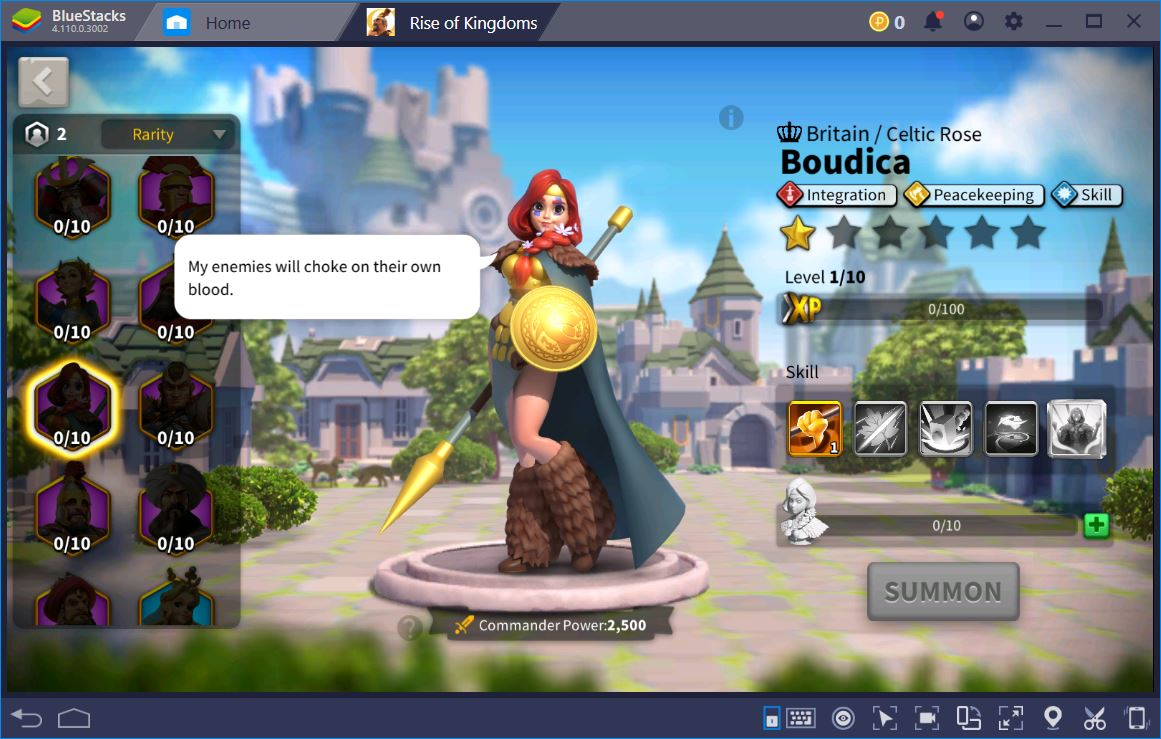 Rise of Kingdoms – Guide to Epic Commanders